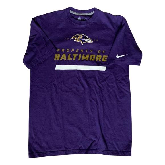 Nike Baltimore Ravens 1996 Tee